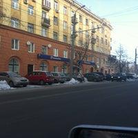 Photo taken at Промсвязьбанк by Александр Ч. on 1/17/2012