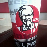 Photo taken at KFC by Miriam T. on 4/11/2012