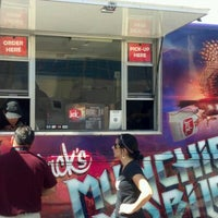 Photo taken at Jack's Munchie Mobile by Lisbeth B. on 3/8/2012