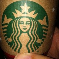 Photo taken at Starbucks by Jilly B. on 11/16/2011