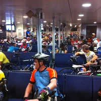 Photo taken at Lonsdale Quay SeaBus Terminal by Andrew C. on 9/10/2011