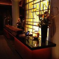 Photo taken at Kimpton Ink48 Hotel by John B. on 8/28/2012
