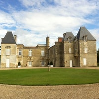 Photo taken at Chateau d'Issan by Elbert C. on 6/10/2011