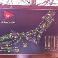 Photo taken at Golf Santander by Carlos V. on 3/24/2012