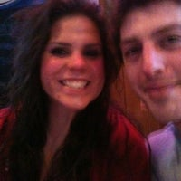 Photo taken at Pizza Como/Lou's 50 Yard Line Sports Bar by Justin K. on 3/26/2012