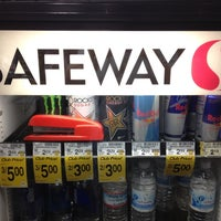 Photo taken at Safeway by Red S. on 8/1/2012