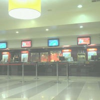 Photo taken at GNC Cinemas by Ale P. on 4/10/2012