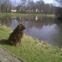 Photo taken at Muntpark by Ilse S. on 3/15/2012