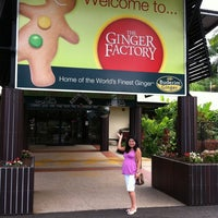 Photo taken at Buderim Ginger Factory by Shalisa C. on 3/19/2012
