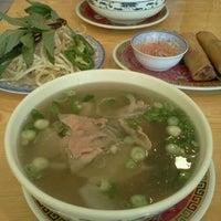 Photo taken at Vietnam 75 by Jeremiah on 12/26/2011