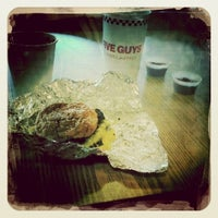 Photo taken at Five Guys by Steve J. on 3/10/2011