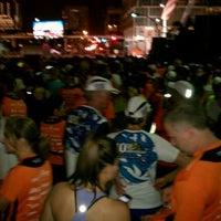 Photo taken at 10th ING Miami Marathon (Full & Half-Marathon) by Lorena L. on 1/29/2012