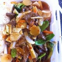 Photo taken at Chopstick Oriental Restaurant by Tisha G. on 8/27/2011