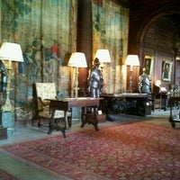 Photo taken at Cliveden House by Peter T. on 4/3/2011