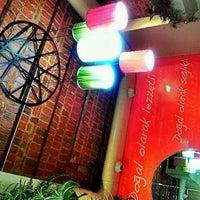 Photo taken at Pita Khubiz Cafe by Fond of Food on 10/6/2011