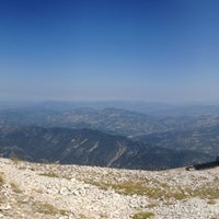 Photo taken at Mont Ventoux by Camilla C. on 7/24/2012