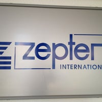 Photo taken at Zepter international by Lucie Č. on 5/21/2012