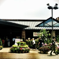 Photo taken at Westborn Flower Market by J M. on 6/16/2011