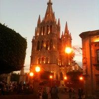 Foto tomada en Jardín Allende por Enrico el 1/16/2012