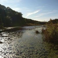 Photo taken at Carr Pond by Laura S. on 11/14/2011