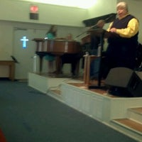Photo taken at First Baptist Church Englewood by Susan L. on 1/15/2012