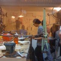 Photo taken at Factory 5 by Tu Nga N. on 11/26/2011