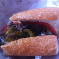Photo taken at Campo's Deli by Scott H. on 6/21/2012