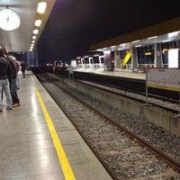 Photo taken at Merter Metro İstasyonu by Cengiz Ş. on 12/11/2011