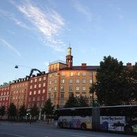 Photo taken at Flygbussarna S:t Eriksplan (B) by Mia B. on 8/11/2012