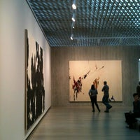 Photo taken at Clyfford Still Museum by Eric T. on 2/12/2012