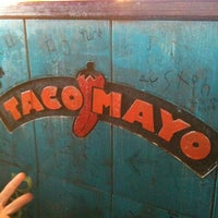 Photo taken at Taco Mayo by Shawn B. on 2/11/2011