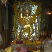 Photo taken at Godavari Dham Temple by Vishal G. on 10/25/2011