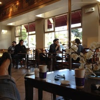Photo taken at The Coffee Bean & Tea Leaf by Jamie S. on 5/4/2012