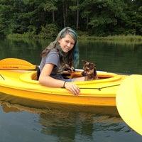 Photo taken at Heritage Campground Lake! by PJ on 8/18/2012