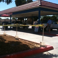 Photo taken at Lancaster Car Wash by Victor M. on 7/23/2011