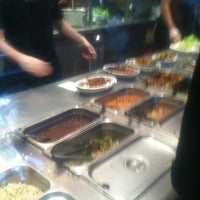 Photo taken at Chipotle Mexican Grill by Stanley G. on 4/1/2012