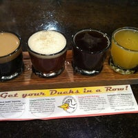 Photo taken at The Dodging Duck Brewhaus by  ℋumorous on 8/25/2011