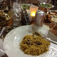 Foto tomada en Indian Palace Restaurant مطعم قصر الهند por Ashwaq A. el 4/23/2012