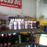 Photo taken at Amen Oil Exchange by Anita D. on 7/31/2012