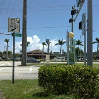 Photo taken at SW 144th Street & US1 by Kevin H. on 9/7/2012