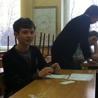 Photo taken at Лицей информационных технологий № 1537 by Илона A. on 3/19/2012