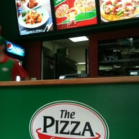 Photo taken at The Pizza Company by Ping on 3/15/2012