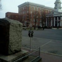 Photo taken at Downtown Chambersburg by james t. on 3/8/2012