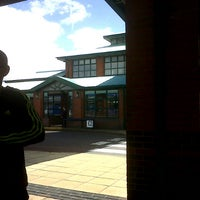 Photo taken at Meadowhall Interchange (MHS) by Angela M. on 8/8/2012