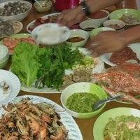 Photo taken at วัดบางด้วนนอก by =:= Pookie^^ on 7/21/2012