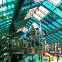 Photo taken at Westgate Smoky Mountain Resort & Spa by Jared M. on 6/30/2012