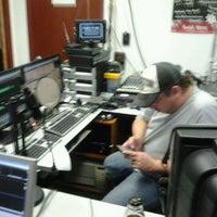 Photo taken at MSC Radio by Thom E. on 6/6/2012