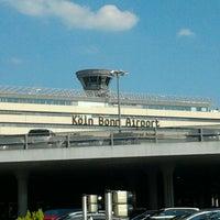 """Das Foto wurde bei Flughafen Köln/Bonn """"Konrad Adenauer"""" (CGN) von Freitas N. am 6/26/2012 aufgenommen"""