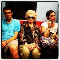 Photo taken at Metro Intendente [VD] by Ken H. on 7/19/2012