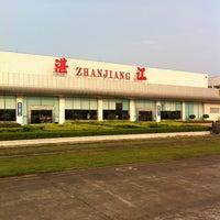Photo taken at Zhanjiang Airport (ZHA) by Stephen w. on 4/16/2012